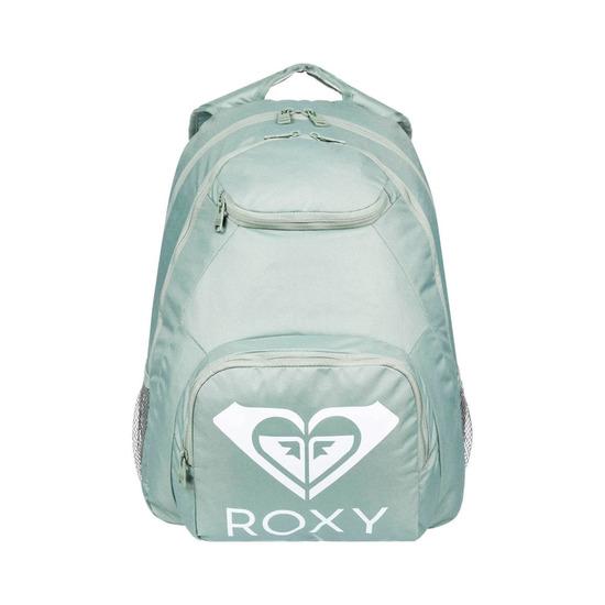 Mochila Roxy Shadow Swell Solid Logo Lily Pad