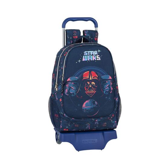 Mochila Star Wars Death Star Con Carro
