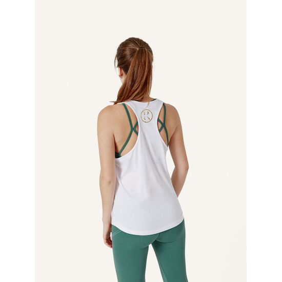 Camiseta De Mujer Feeling Born Living Yoga