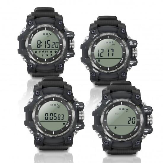 Reloj Waterproof 30m