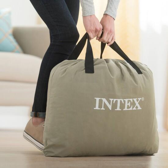 Cama De Aire Dura Beam Standard Intex Pillow Rest Classic