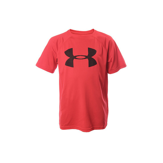 Camiseta Under Armour Tech Big Logo Ss Kids Tee 1228803-600