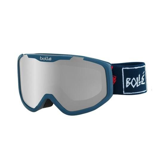 Gafas Ventisca Niños Bolle Rocket Plus Azul Skull
