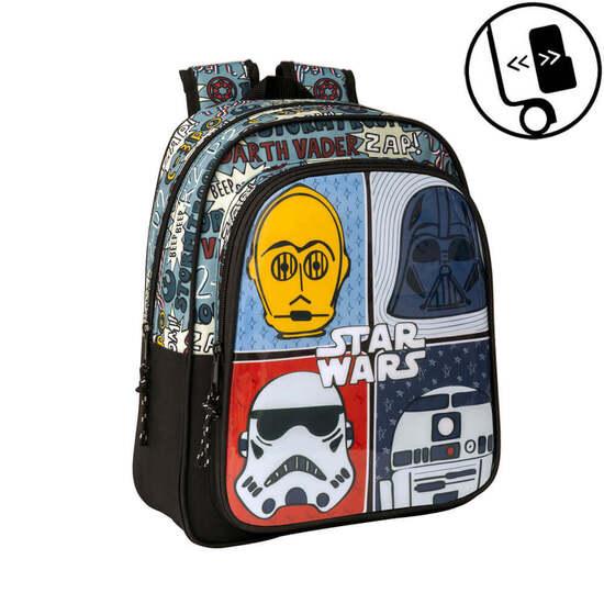Mochila Star Wars Astro Infantil Pequeña