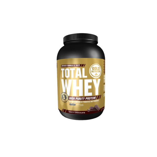 Total Whey Chocolate 1kg