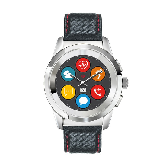 Mykronoz Reloj Zetime Premium Regular Negro/carbon