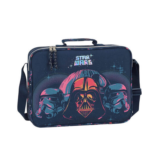 Cartera Extraescolares Star Wars Death Star
