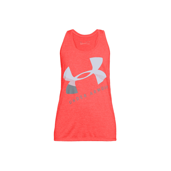Under Armour Tech Graphic Twist Tank