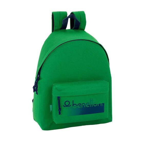 Mochila Benetton Green