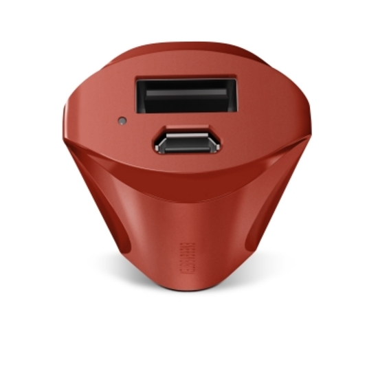 Energy Sistem Bateria Externa 2200 Red (2200 Mah,cable Dual Microusb Y Tipo C)