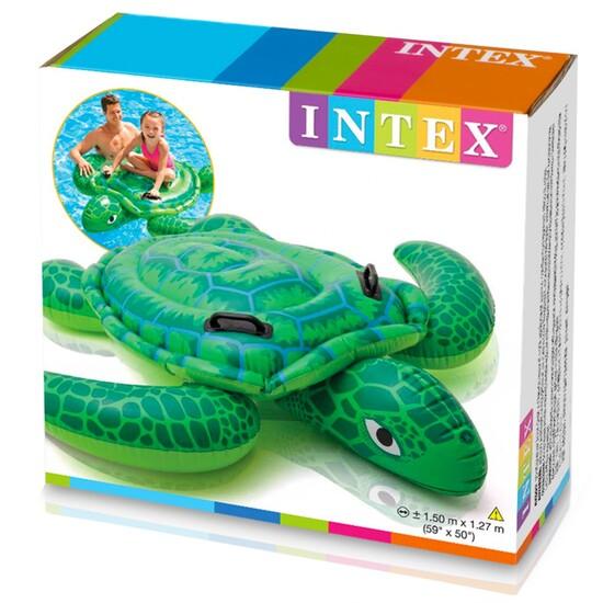 Tortuga Hinchable Intex Con 2 Asas