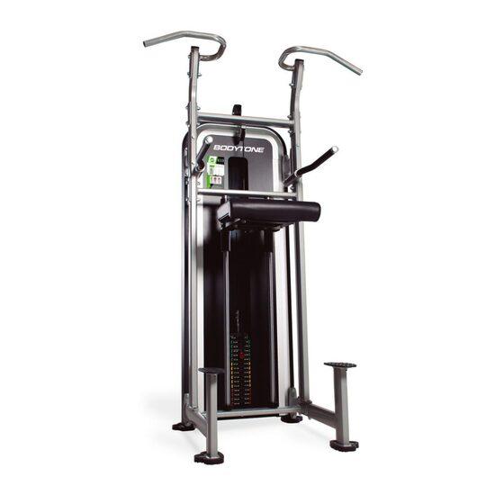 Fondos Y Dominadas Asistidas /weight Assisted Chin-dip Combo (95 Kg)