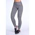 Leggings Liso Con Polar Gris Audaz Fitness