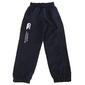 Canterbury - Pantalones Deportivos Con Puños Modelo Stadium Para Niños (Azul Marino)
