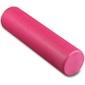Rodillo De Espuma Redondo Para Masajes Musculares Y Yoga Indigo Rosa 60*15 Cm