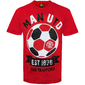 Manchester United Fc - Camiseta Oficial Para Niños - Con Texto Serigrafiado