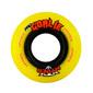 Rueda Hyper Patín Hockey Indoor Goalie 59mm Amarillo 1ud