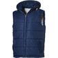 Chaleco Modelo Mixed Doubles Para Hombre Slazenger (Azul)
