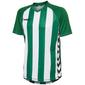 Camiseta Verdiblanca Hummel Authentic V Striped