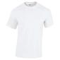 Camiseta Básica De Manga Corta Con Algodón Grueso (Paquete De 2)