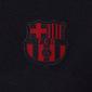 Fc Barcelona - Jersey De Punto - Escudo Del Club - Oficial - Azul Marino - Cuello Redondo - Xxl