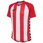 Camiseta Rojiblanca Hummel Authentic V Striped