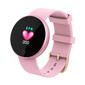 Reloj Inteligente Smartwatch Control Ovulación Ip68 Rosa Oro