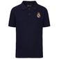 Real Madrid - Polo Oficial Para Niño - Con El Escudo Del Club