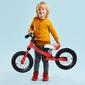 Homcom Bicicleta Sin Pedales Sillín Regulable Y Rueda De Goma