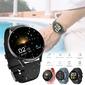 Smartwacth V19, Reloj Inteligente Deportivo Ip68, Ritmo Cardíaco, Rosa.