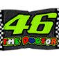 Toalla Valentino Rossi 46
