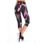 Piratas Estampado Blur Bordo Audaz Fitness