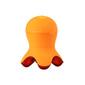 Masajeador Leotec Octopus Mini Color Naranja