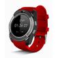 Reloj Inteligente Smartwatch Smartek Sw-432 Rojo 32gb