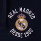 Real Madrid - Sudadera Oficial Con Capucha Y Cierre De Cremallera  - Forro Polar