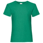 Camiseta Básica De Manga Corta 100% Algodón Primera Calidad  (Paquete De 2) Fruit Of The Loom