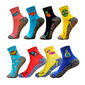 Calcetines Trail Running Hoopoe Pack 8 Pares Mix