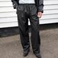 Core  Pantalones Impermeable Modelo Stormdri Unisex Niños Niñas Result (Negro)