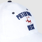 Gorra Pieter Van Beck Player White