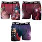 Pack 3 Calzoncillos Freegun Avengers