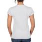 Camiseta De Manga Corta Con Cuello En Forma De V Gildan