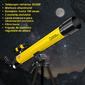 Telescopio Refractor 50/600 National Geographic Con Montura Altazimutal