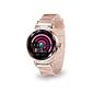 Reloj Bluetooth Watchuu Con Control Ovulacion Ip68 Cleopatra Dorado