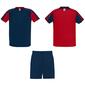 Conjunto Deportivo Juve 2 Camisetas Y 1 Pantalón