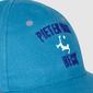 Gorra Pieter Van Beck Player Turquoise