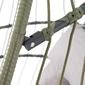 Columpio Hamaca Silla Colgante Metal Acero Ecd-germany