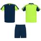 Conjunto Deportivo Juve Compuesto Por 2 Camisetas Y 1 Pantalón.