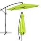 Sombrilla Parasol De Aluminio Protector Solar Con Funda De Poliéster