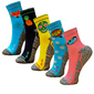Calcetines Trail Running Hoopoe Pack 5 Pares Mix