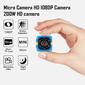 Mini Videocámara Full Hd 1080p Negra